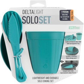 Sea to Summit DeltaLight Camp Set 1.1, pacific blue